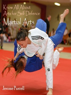 cover image of Know All About Arts for Self Defence - Martial Arts