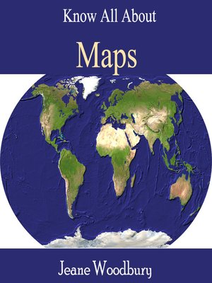 cover image of Know All About Maps