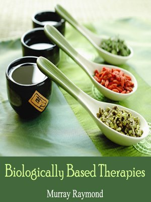cover image of Biologically Based Therapies