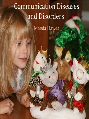 cover image of Communication Diseases and Disorders