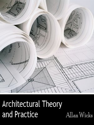 cover image of Architectural Theory and Practice