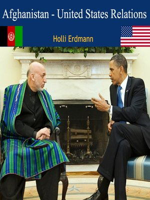 cover image of Afghanistan - United States Relations