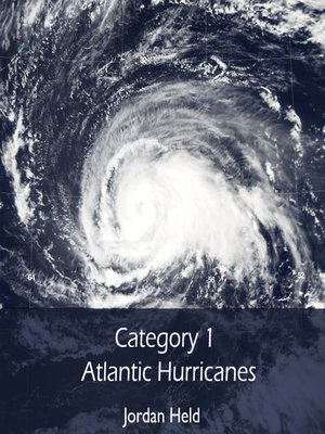 cover image of Category 1 Atlantic Hurricanes