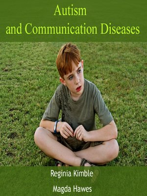 cover image of Autism and Communication Diseases