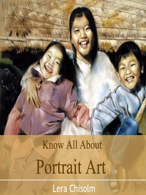 cover image of Know All About Portrait Art