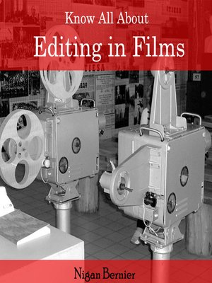 cover image of Know All About Editing in Films