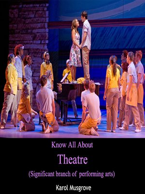 cover image of Know All About Theatre