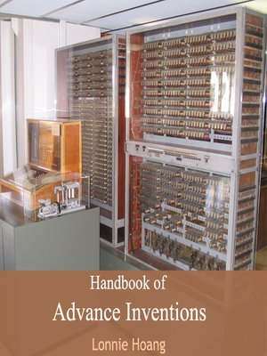 cover image of Handbook of Advance Inventions