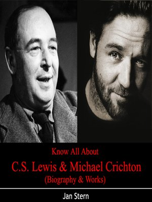 cover image of Know All About C.S. Lewis and Michael Crichton
