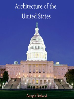 cover image of Architecture of the United States