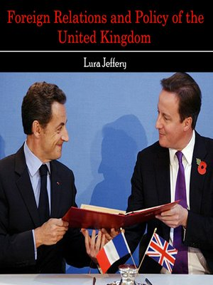 cover image of Foreign Relations and Policy of the United Kingdom