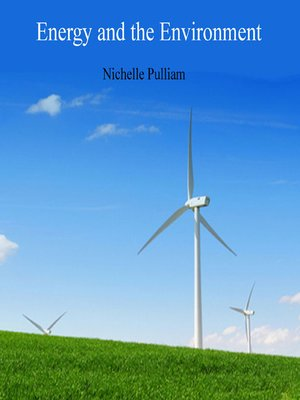 cover image of Energy and the Environment