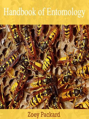 cover image of Handbook of Entomology