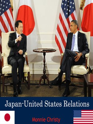 cover image of Japan-United States Relations