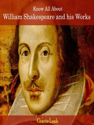 cover image of Know All About William Shakespeare and his Works
