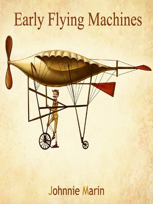 cover image of Early Flying Machines