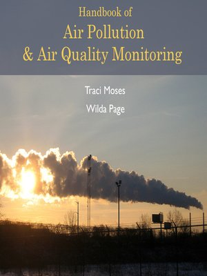cover image of Handbook of Air Pollution & Air Quality Monitoring