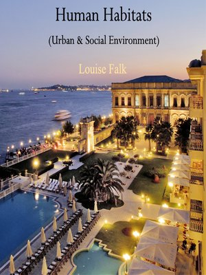 cover image of Human Habitats