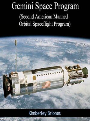 cover image of Gemini Space Program