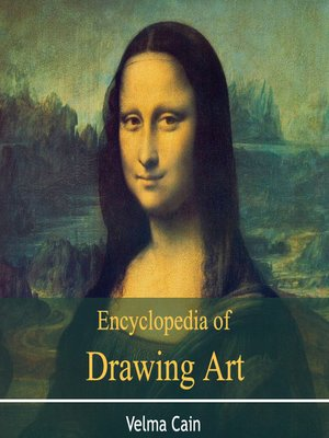 cover image of Encyclopedia of Drawing Art