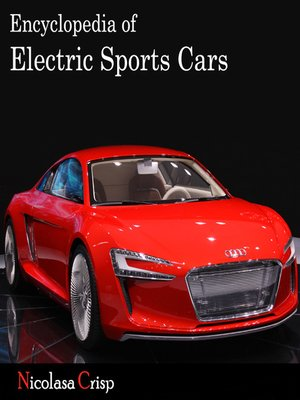 cover image of Encyclopedia of Electric Sports Cars