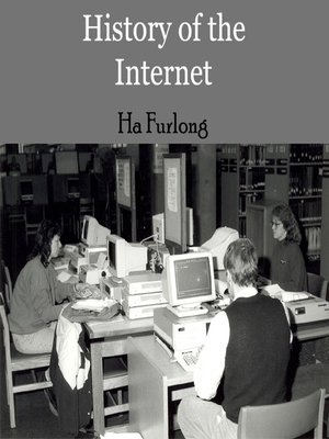 cover image of History of the Internet