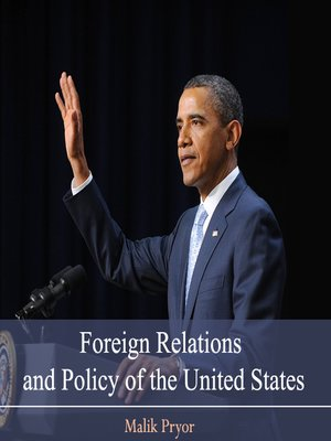cover image of Foreign Relations and Policy of the United States