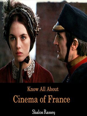 cover image of Know All About Cinema of France