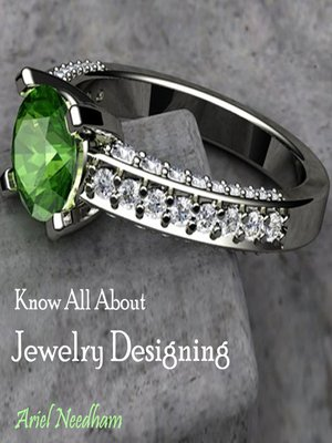 cover image of Know All About Jewelry Designing