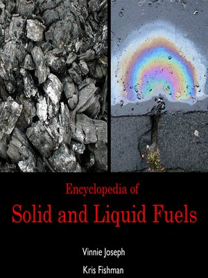 cover image of Encyclopedia of Solid and Liquid Fuels