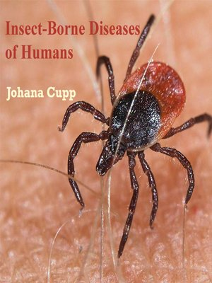 cover image of Insect-Borne Diseases of Humans