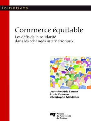 cover image of Commerce équitable