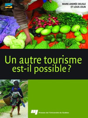 cover image of Un autre tourisme est-il possible?