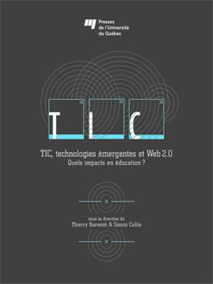 cover image of TIC, technologies émergentes et Web 2.0
