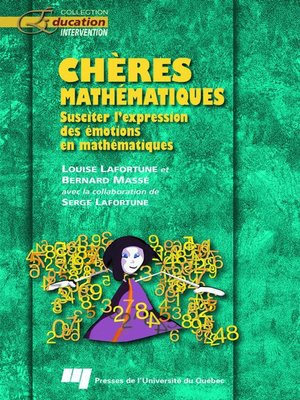 cover image of Chères mathématiques