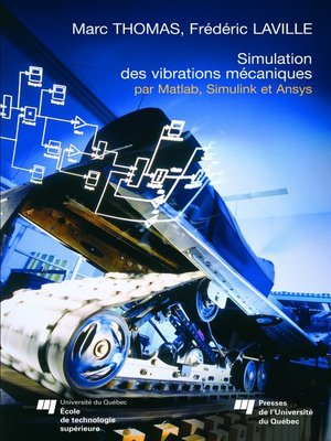 cover image of Simulation des vibrations mécaniques