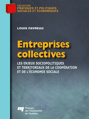 cover image of Entreprises collectives