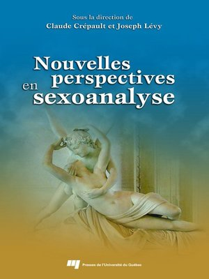 cover image of Nouvelles perspectives en sexoanalyse