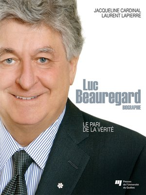 cover image of Luc Beauregard