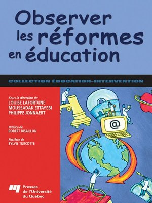 cover image of Observer les réformes en éducation