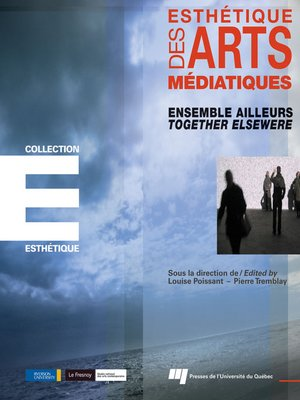 cover image of Ensemble ailleurs - Together Elsewhere
