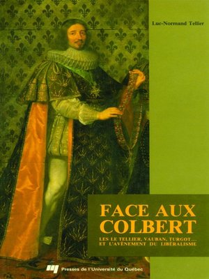 cover image of Face aux Colbert