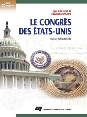 cover image of Le Congrès des États-Unis