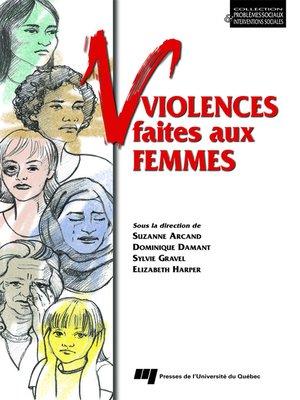cover image of Violences faites aux femmes