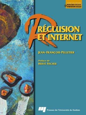 cover image of Réclusion et Internet
