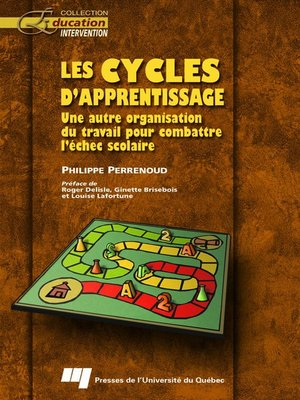 cover image of Les cycles d'apprentissage