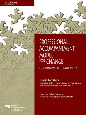cover image of Professional Accompaniment Model for Change