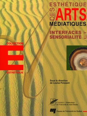 cover image of Interfaces et sensorialité