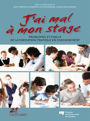 cover image of J'ai mal à mon stage