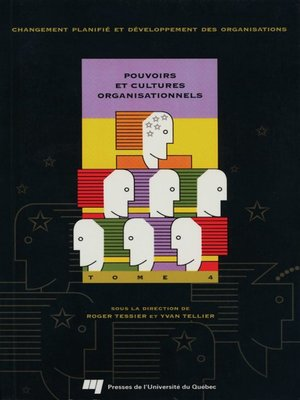 cover image of Pouvoirs et cultures organisationnels